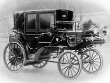 Victoria-Taxi von Daimler, 1897