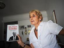 Erika Rosenberg kämpft dagegen an, dass das Original einer Namensliste, mit der Oskar Schindler hunderte Juden vor dem Tod in der Gaskammer bewahrt hat, für drei Millionen Dollar verkauft wird.