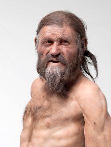 Ou então o Iceman poderia ter olhado 5.300 anos atrás.