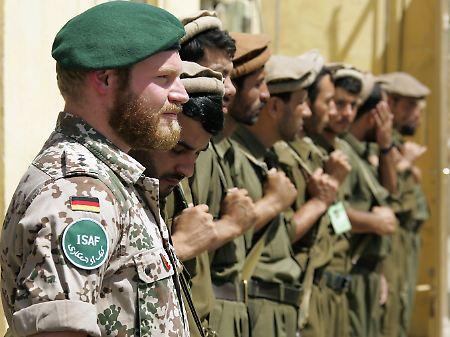 O exército afegão já está preparada para a entrega.
