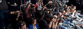 Não em todo o mundo, os jornalistas podem fazer o seu trabalho livremente.
