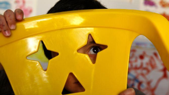 Pessoas autistas percebem o mundo com olhos diferentes.
