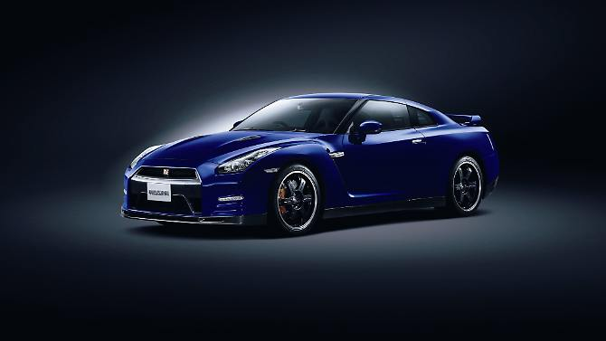 Nissan Dealers in MA Bring First Look At GT-R