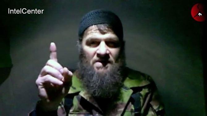 Doku Umarov ser de bin Laden e Moscou também tem planeados ataques contra Putin.