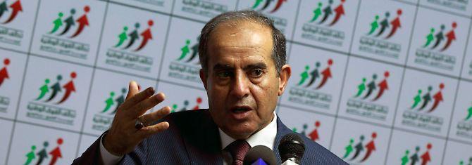 Ainda é incerto se Mahmoud Jibril tem maioria.