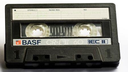 Musikcassette