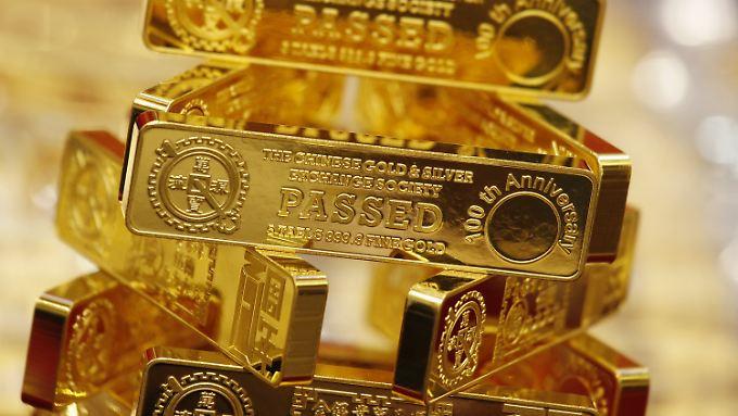 24-Karat-Goldbarren: Ist so ein Gewinn besser als Bargeld?
