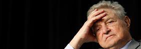 George Soros ist raus aus dem Spiel: Sein Rückzug aus dem Goldmarkt ist abgeschlossen.