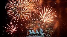 Anleger in Feierlaune: Dax feiert Rekordjahr