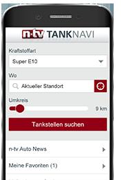 TANKNAVI App