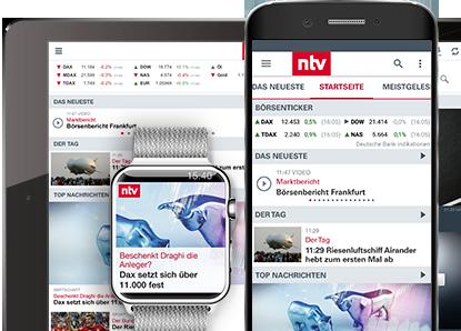 Die n-tv App